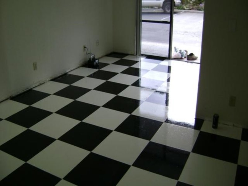 Northcraft epoxy floor coating chicagoland area for Flooring companies in my area