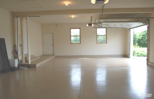 Northcraft Epoxy Floor Coating Elk Grove Il Garage Floor