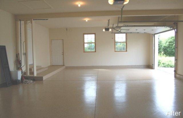 Northcraft Epoxy Floor Coating Naperville Il Garage