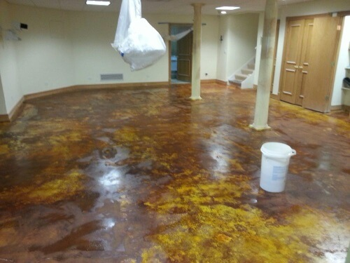 Concrete Staining Services