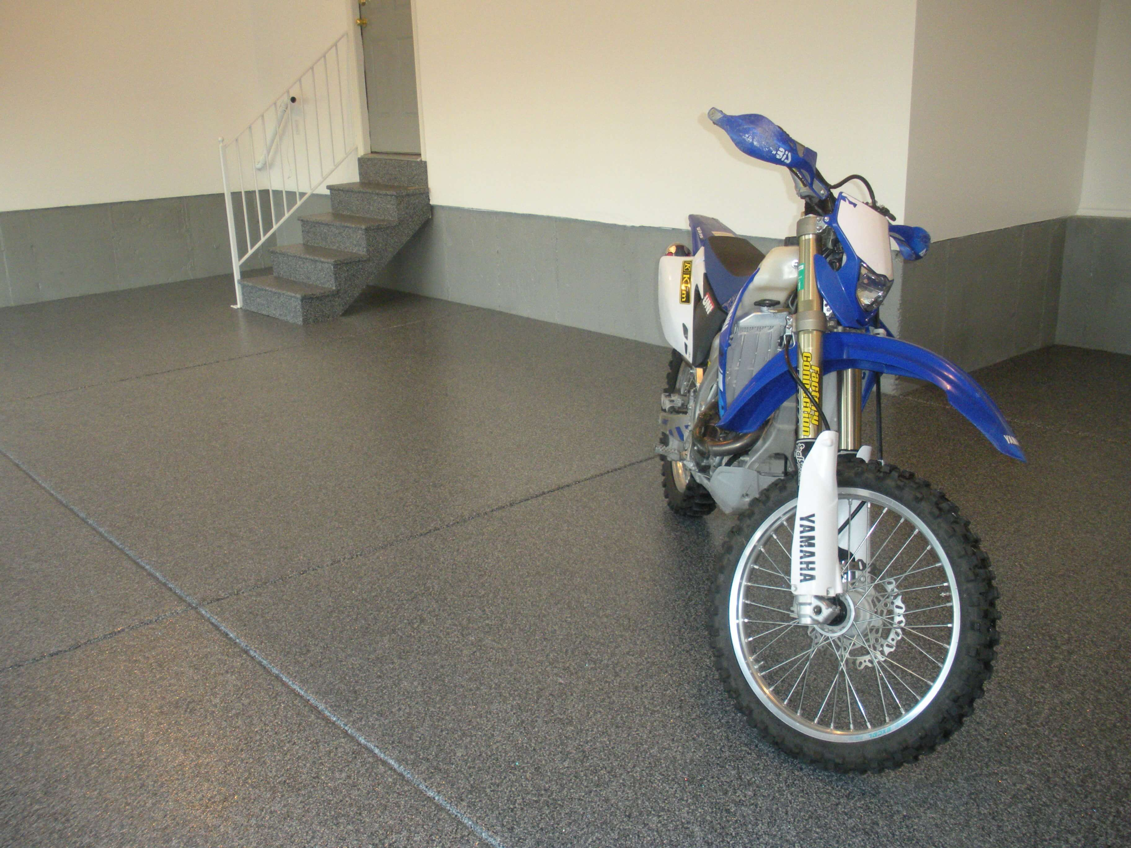 turn your garage floor into a show room with epoxy garage floor coatings from northcraft epoxy floors