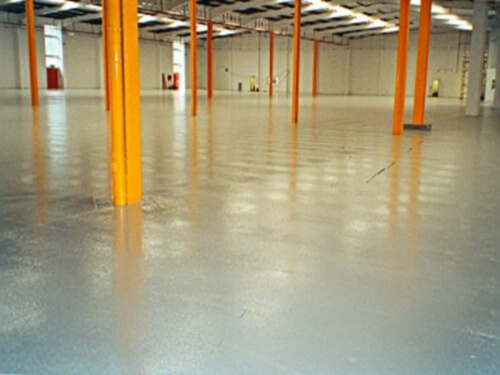 Industrial Floor Painting Company in Warrenville