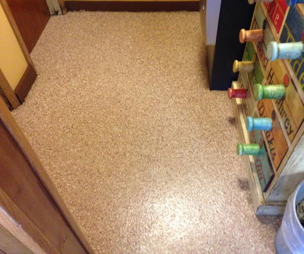 Epoxy Flooring Basement