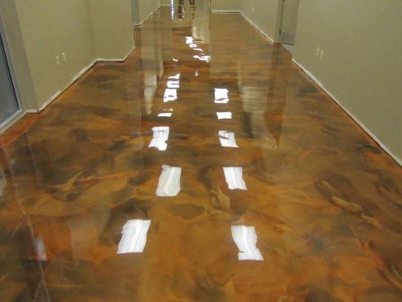Epoxy Floor Coatings For Concrete : Northcraft epoxy floor coating concrete staining
