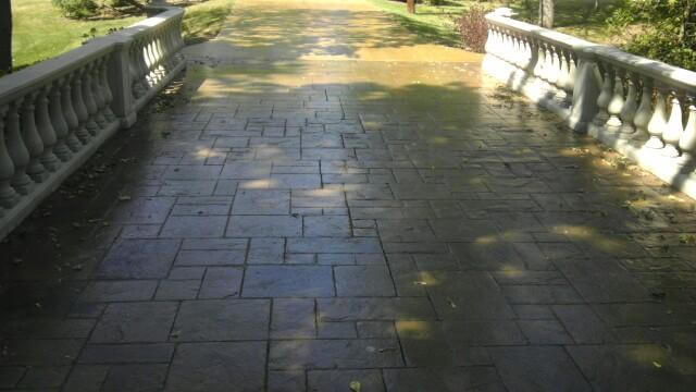 Concrete Staining Services - Concrete Floor Staining Services